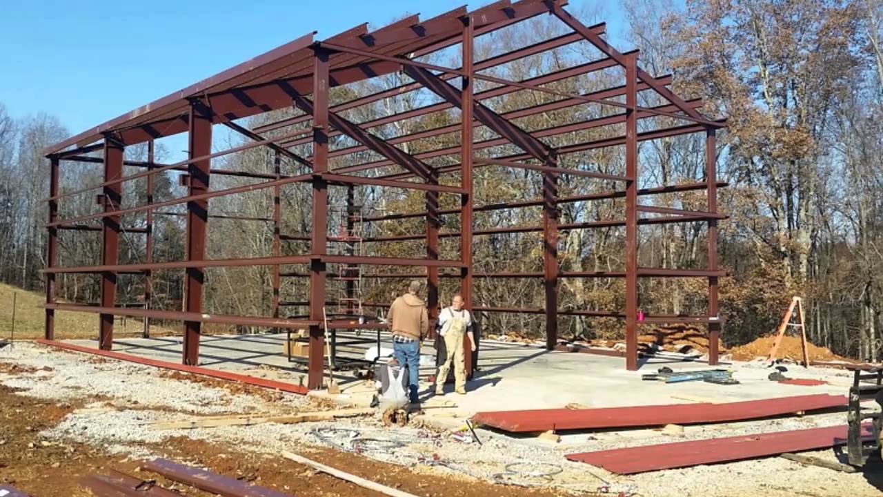 Pole barn homes 101 how to build diy or with contractor for How to build a metal pole barn
