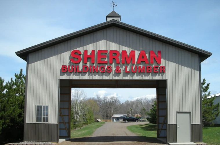 Sherman Pole Buildings